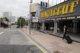 Hotels und Restaurants verschieben Wiedereröffnung in Magaluf