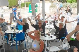 Deutscher Kult-Biergarten in Cala Millor wieder auf