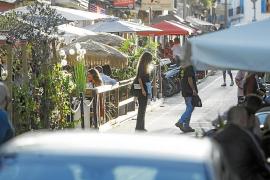 """Anwohner beschweren sich über Menschenmassen in Palmas """"In""""-Viertel Santa Catalina"""