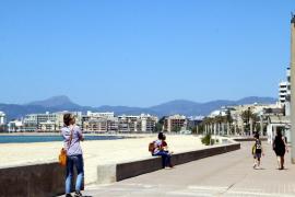 Onanist belästigt Passanten nahe der Playa de Palma