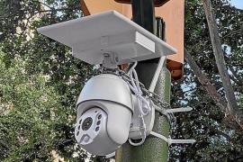 Rätsel um mysteriöse Überwachungskamera in Palma gelöst