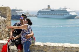 Zahlreiche Kreuzfahrtschiffe bis August in Palma de Mallorca erwartet
