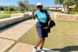 Halbschwester von Barack Obama macht Urlaub auf Mallorca