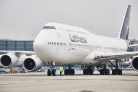 Lufthansa fliegt im Sommer mit Jumbo-Jets nach Mallorca