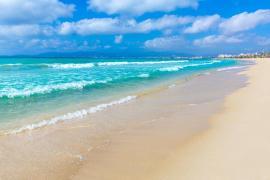 Meer vor der Playa de Palma wird jetzt jeden Tag ein Grad wärmer
