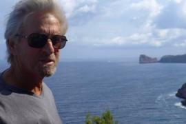 Michael Douglas grüßt seine Fans von Mallorca aus