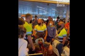 Mann verliert auf Fähre von Mallorca nach Ibiza die Nerven und wird niedergerungen