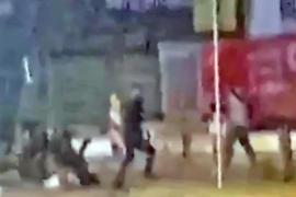 """Latino-Bande """"Los Trinitarios"""" greift auf Mallorca Polizisten an"""