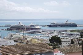 Erste deutsche Kreuzfahrttouristen nach 15 Monaten auf Mallorca unterwegs