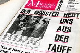 Ein halbes Jahrhundert Mallorca Magazin