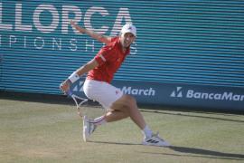 Tennis in Santa Ponça: Österreicher Thiem gibt auf