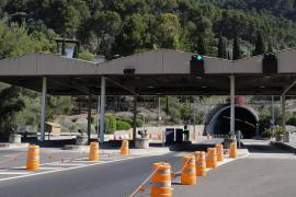 Inselrat lässt Mautstation am Sóller-Tunnel abreißen