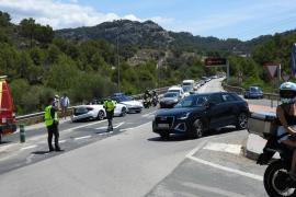 Erneut schwerer Zusammenstoß an Unfallschwerpunkt bei Camp de Mar