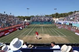 Mehr als 12.000 Tennis-Fans bei Turnier auf Mallorca