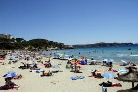 Temperaturen auf Mallorca knacken die 30-Grad-Marke