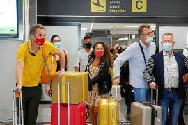 270 Flüge zwischen Großbritannien und Mallorca bis Sonntag erwartet