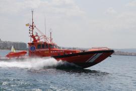 Fischer von sinkendem Schiff vor Mallorca-Küste gerettet