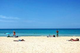 Der Sommer hält Einzug auf Mallorca