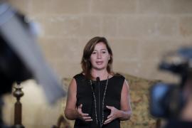 """Armengol bezeichnet Gesundheitslage auf Mallorca als weiterhin """"sehr gut"""""""