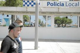 Mehrere Diebe von der Polizei an der Playa de Palma gefasst