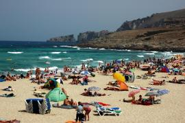 Strandtipp: Die Badebucht Cala Mesquida