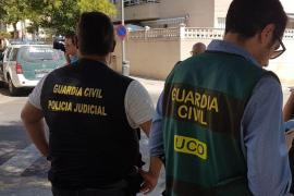 Mann stirbt nach Sturz aus sechstem Stock von Wohnhaus in Santa Ponça