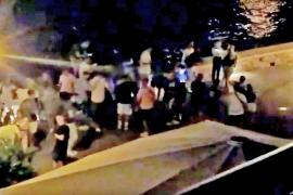Deutsche feiern illegale Partys in Cala Rajada