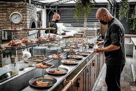 """Das italienische Restaurant """"Verbano"""" bietet frische Pizza und Pasta an."""