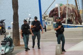Einbrecher treten Tür zu Luxusvilla in Port d'Andratx ein