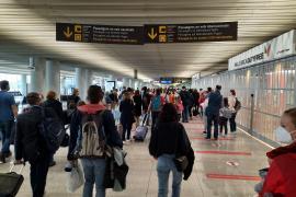Am Flughafen von Mallorca brummt es am Wochenende