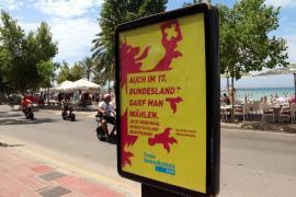 So können Sie von Mallorca aus an der Bundestagswahl teilnehmen