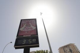 Mallorca steht ein ungewöhnlich heißer Sommer bevor – mal wieder