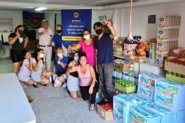 Fast 43.000 Kilo für Bedürftige auf Mallorca