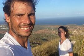 Rafael Nadal genießt Auszeit auf Mallorca