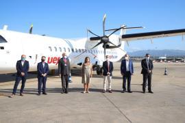 Neue Fluglinie Uep! Fly nimmt Betrieb auf Mallorca und den Nachbarinseln auf