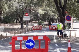Hunderte Autofahrer ignorieren gesperrte Zufahrt zur Formentor-Halbinsel