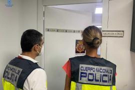Schlafende Touristen in Hotel in Alcúdia ausgeraubt