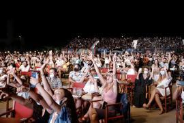 Erneutes Open-Air-Konzert mit Corona-Einschränkungen auf Mallorca