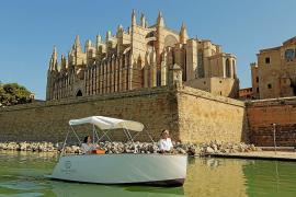 E-Boote made in Mallorca präsentiert