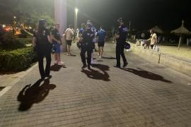 So konsequent ging die Polizei auf Mallorca gegen feiernde Deutsche vor