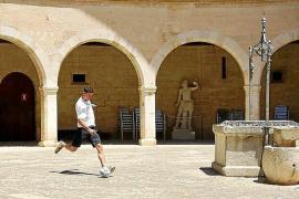 Lewandowski dreht auf Mallorca Szenen für autobiographischen Film