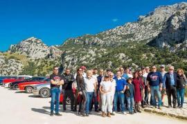 "Der ""american car club"" Mallorca"