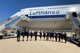 Lufthansa fliegt am Samstag zum dritten Mal mit Jumbo-Jet nach Mallorca