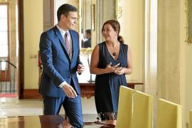 Spanien-Premier Pedro Sánchez auf Mallorca eingetroffen