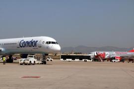 Condor führt Bio-Gerichte auch auf Flügen nach Mallorca ein
