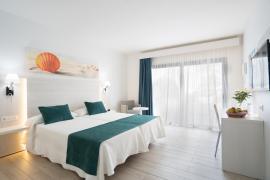 Hotel THB Flora Lanzarote. (Drei Sterne, Familien, alles inklusive).