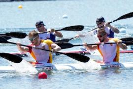 Deutschstämmiger Mallorca-Kanute Cooper Walz holt Silber bei Olympia in Tokio