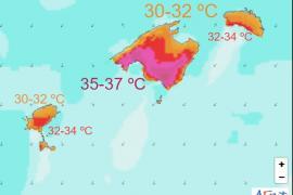Jeden Tag wird es jetzt etwas heißer auf Mallorca