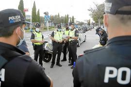 Polizei nimmt Wohnungsbesetzer in Palma fest
