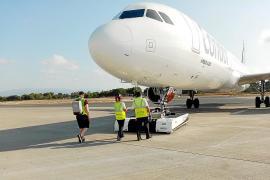 Flughafen in Palma verzeichnet im Juli fast die Hälfte des Flugverkehrs von 2020